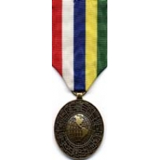Large Inter-American Defense Board Medal