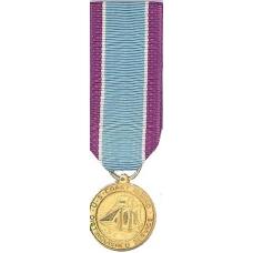Mini Coast Guard Distinguished Service Medal
