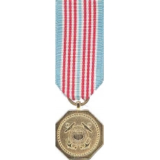 Mini Coast Guard Medal