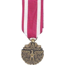 Mini Meritorious Service Medal