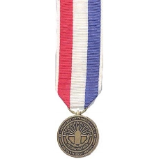 Mini Coast Guard 9-11 Medal
