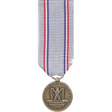 Mini Air Forces Good Conduct Medal