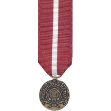 Mini Coast Guard Good Conduct Medal
