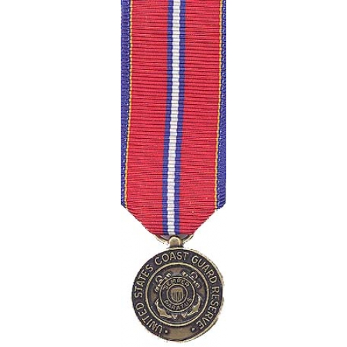 Mini Coast Guard Reserve Good Conduct Medal