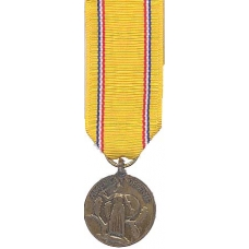 Mini American Defence Service Medal
