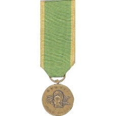 Mini Women Army Corps Service. Medal