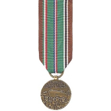 Mini Eur-African-Mid Eastern Campaign Medal