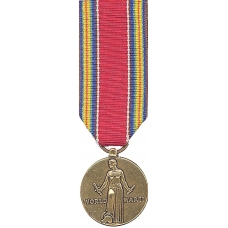 Mini World War II Victory Medal