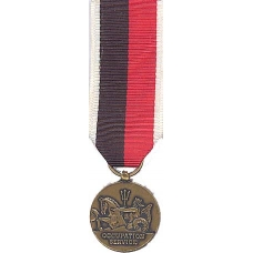 Mini Navy Occupation Medal
