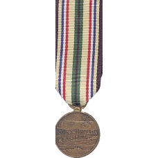 Mini South West Asia Service Medal
