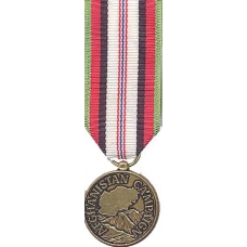 Mini Afghanistan Campaign Medal