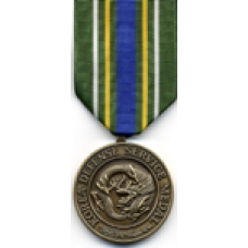 Mini Korean Defense Service Medal