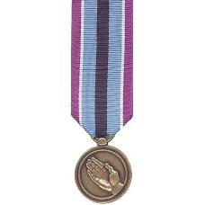 Mini Humanitarian Service Medal