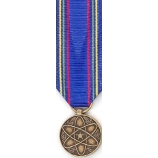 Mini Nuclear Deterrence Operations Service Medal