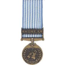Mini United Nations Service Medal (Korea)Medal
