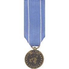 Mini United Nations Medal