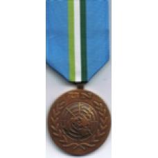 Mini UN Security Forces Hollandia Medal