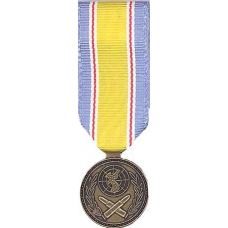 Mini Republic of Korea War Service Medal