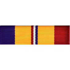Combat Action Ribbon  (Navy and Marine) Ribbon