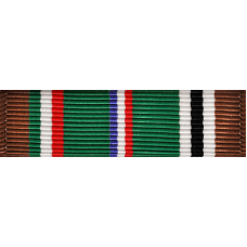 Eur-African-Mid Eastern Campaign Ribbon