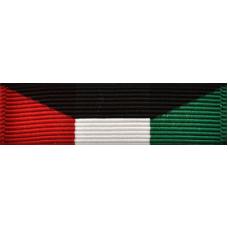 Kuwait Liberation Medal (Emirate of Kuwait) Ribbon
